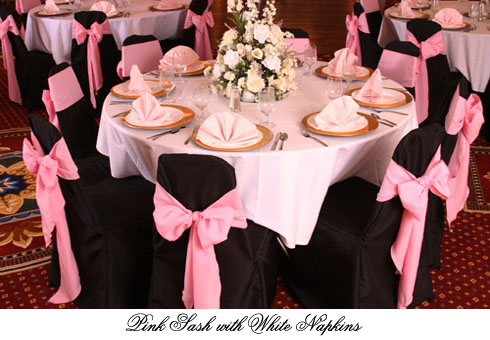 Brilliant The Diamond Ballroom Chair Covers Black Machost Co Dining Chair Design Ideas Machostcouk